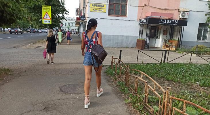 На Ярославль идет новая волна аномальной жары: экстренное предупреждение