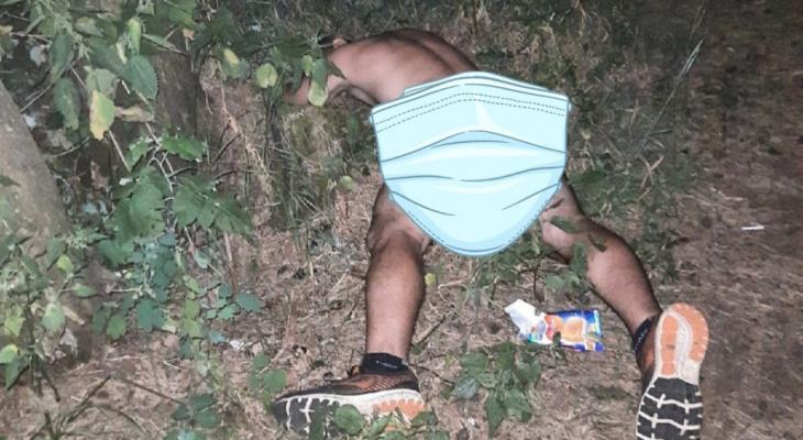 Ярославцы сообщили о голом извращенце в Тверицком  бору