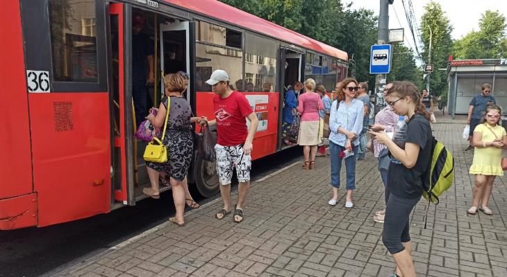 В Ярославле запретят парковаться на одной из центральных улиц