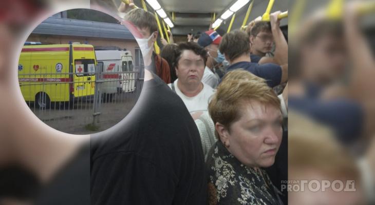 А в автобусах жуткая давка: еще пять ярославцев умерли от ковида